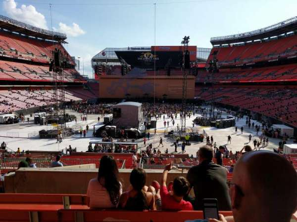 FirstEnergy Stadium, section: 120, row: 34, seat: 15
