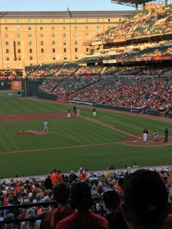 Oriole Park at Camden Yards, section: 49, row: 6, seat: 22