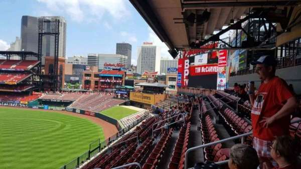 Busch Stadium, section: 230, row: 10, seat: 6