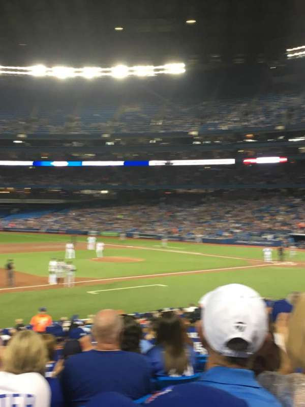 Rogers Centre, section: 129R, row: 26, seat: 9