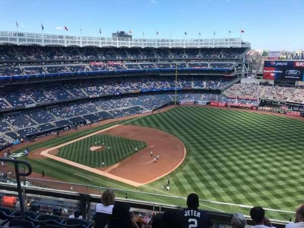 Yankee Stadium, section: 412, row: 5, seat: 14