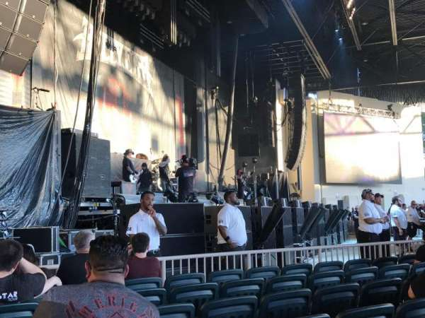Dos Equis Pavilion, section: 102, row: N, seat: 24