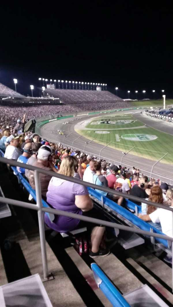 Kentucky Speedway, section: Ktye, row: 32, seat: 7