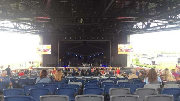 St. Joseph's Health Ampitheater, section: 302, row: N, seat: 12