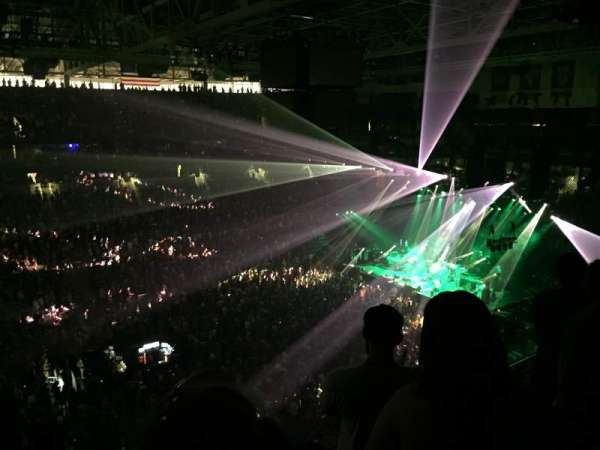 Petersen Events Center, section: 223, row: C, seat: 13