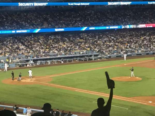 Dodger Stadium, section: 146LG, row: T, seat: 1