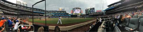 Citi Field, section: 12, row: 2, seat: 2