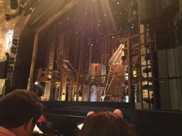 Orpheum Theatre (San Francisco), section: Orchestra R, row: F, seat: 10-12