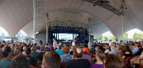 MECU Pavilion, section: 204, row: AA, seat: 6