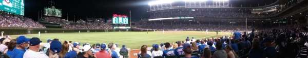 Wrigley Field, section: 5, row: 12, seat: 1
