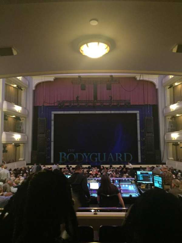 Bass Performance Hall, section: Parterre Circle Center, row: Z, seat: 14