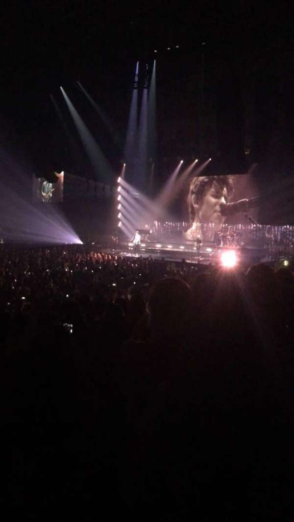 Allstate Arena, section: 111, row: L, seat: 15