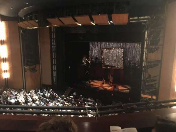 The Kennedy Center Eisenhower Theater Section Balcony Row B Seat