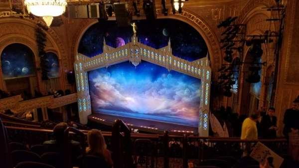 Eugene O'Neill Theatre, section: Mezzanine R, row: K, seat: 4