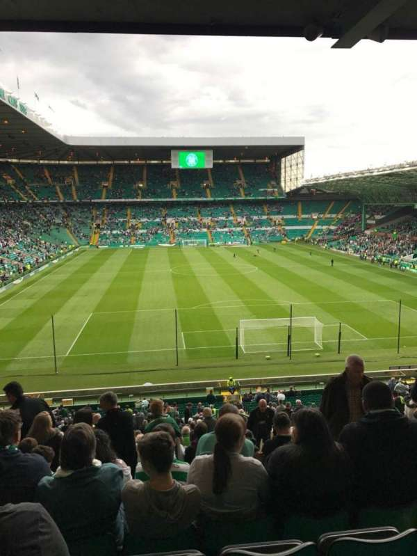 Celtic Park, section: 140, row: QQ, seat: 25