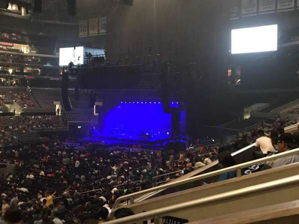 Staples Center, section: Premier 7, row: 3, seat: 1