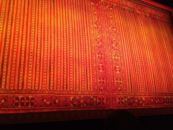Cadillac Palace Theater, section: Orchestra C, row: B, seat: 102