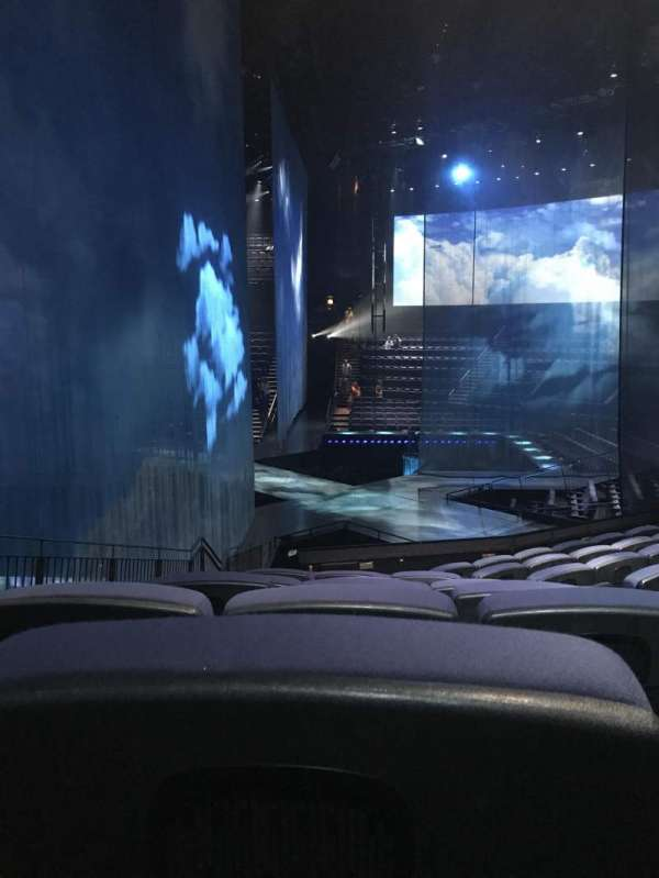 Love Theatre - The Mirage, section: 204, row: S, seat: 2