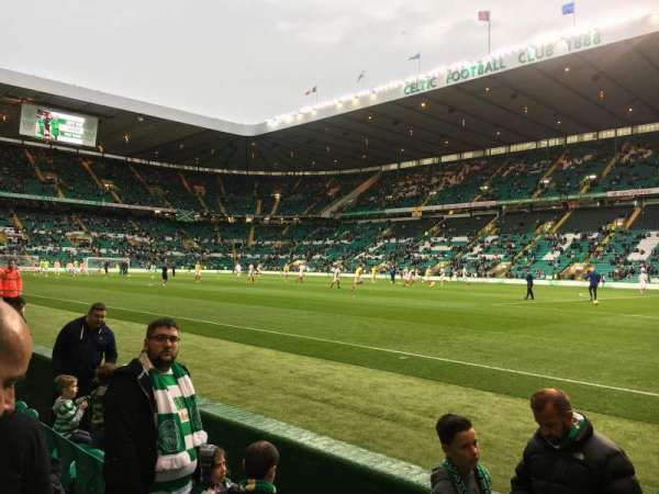 Celtic Park, section: FS7, row: 5, seat: 5