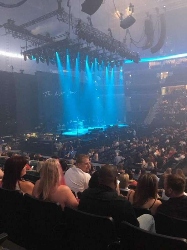 Amalie Arena, section: 117, row: N, seat: 8