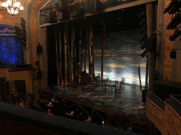 Gerald Schoenfeld Theatre, section: Mezzanine R, row: B, seat: 20