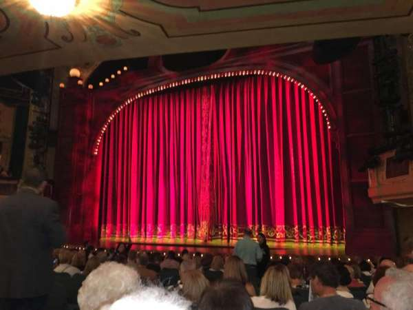 Shubert Theatre, section: Orchestra R, row: O, seat: 10