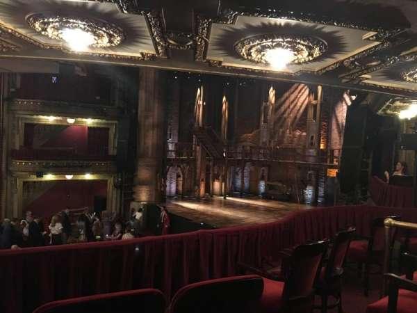 CIBC Theatre, section: Dress Circle R, row: B, seat: 10