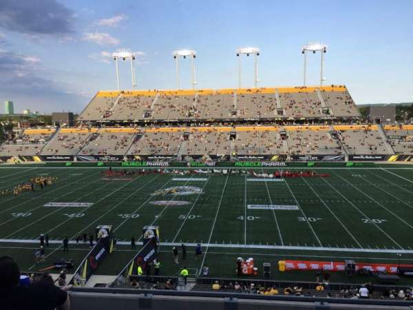Tim Hortons Field, section: C5, row: 6, seat: 13