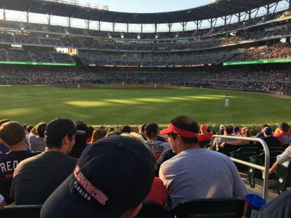 Truist Park, section: 149, row: 11, seat: 2