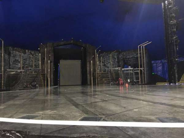 Cirque Du Soleil - Volta, section: 101, row: AA