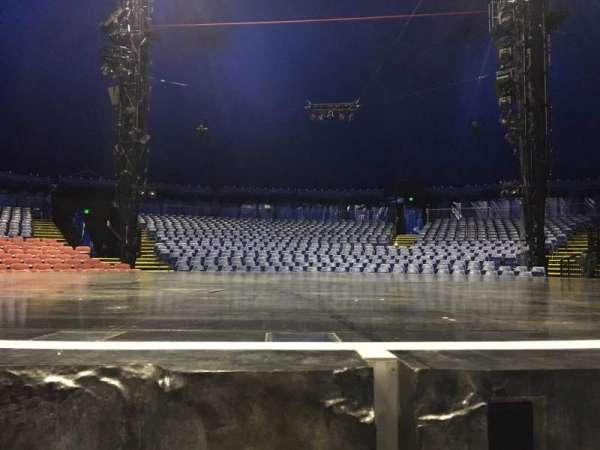 Cirque Du Soleil - Volta, section: 104, row: AA