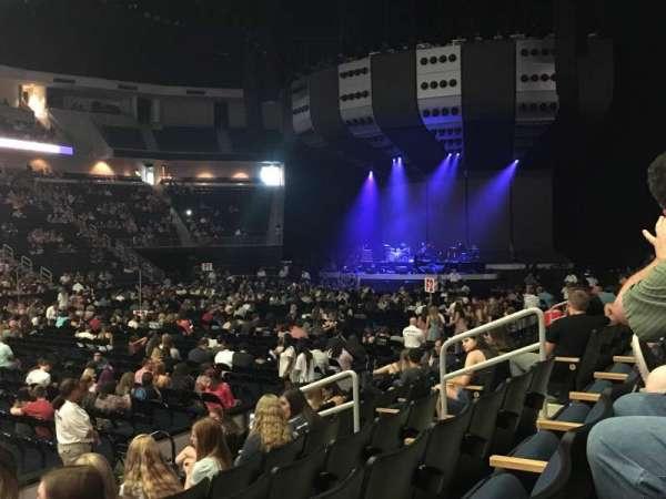 Infinite Energy Arena, section: 104, row: H, seat: 10