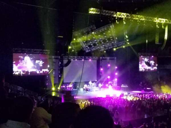 Coliseo De Puerto Rico, section: 114C, row: T, seat: 3