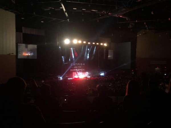 Xfinity Theatre, section: 700, row: FFF, seat: 767