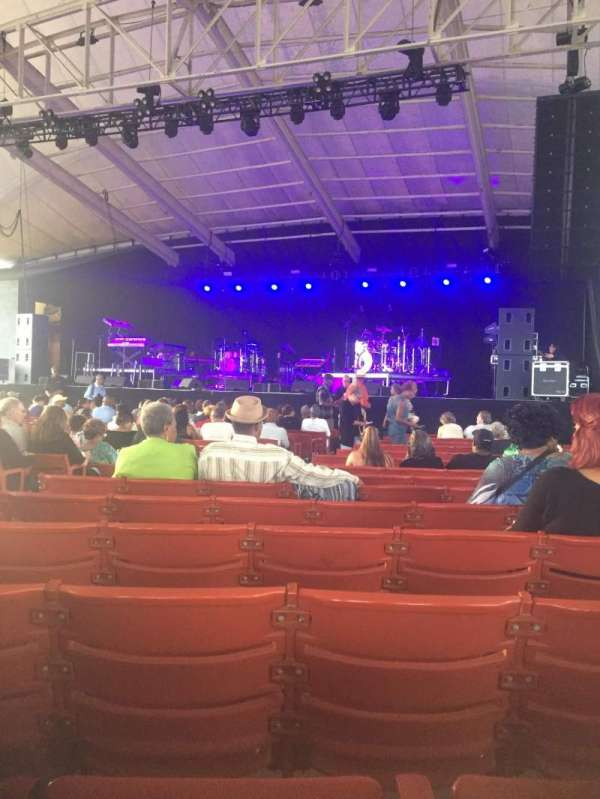 MECU Pavilion, section: 107, row: Q, seat: 13