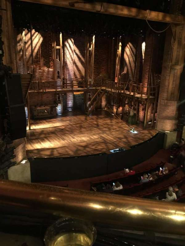 CIBC Theatre, section: Mezzanine L, row: A, seat: 5