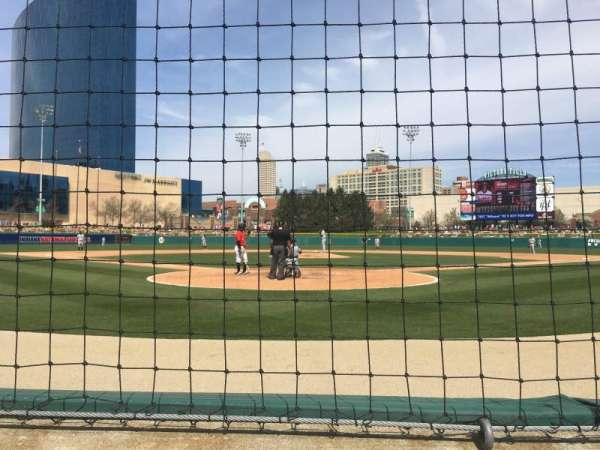 Victory Field, section: 112, row: C, seat: 12