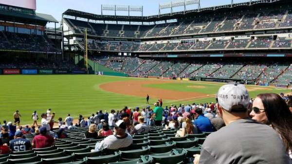 Globe Life Park in Arlington, section: 14, row: 25, seat: 7