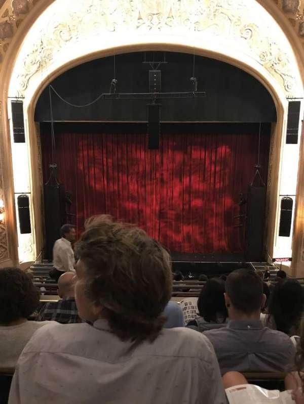 Paramount Theatre (Seattle), section: Mez13, row: E, seat: 8