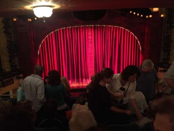 Shubert Theatre, section: Mezzanine C, row: G, seat: 111