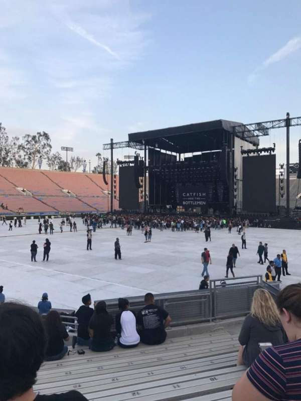 Rose Bowl, section: 17-L, row: 13, seat: 15