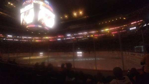 PPG paints arena, section: 110, row: E, seat: 11