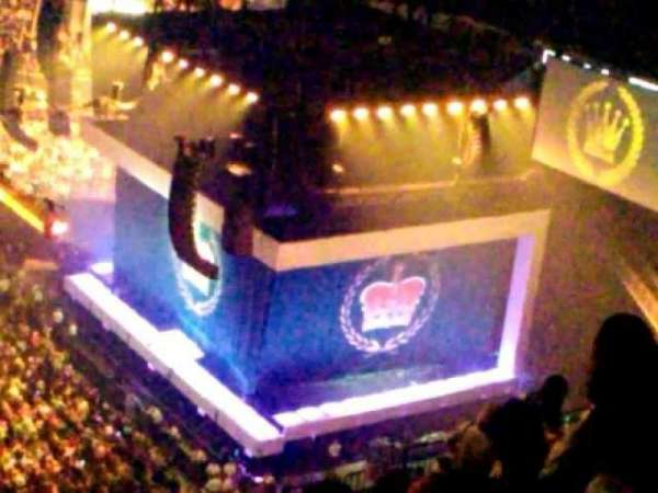 KFC Yum! Center, section: 224, row: T, seat: 16