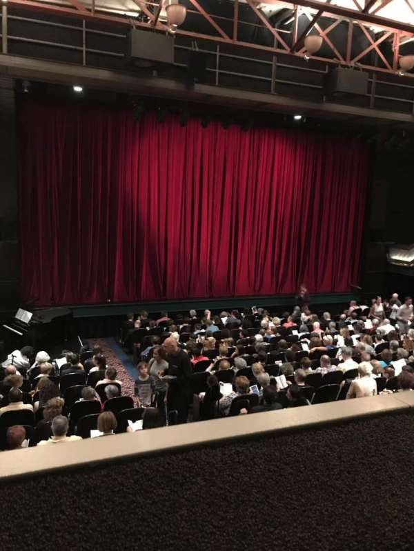 The Joyce Theater, section: Loge, seat: 239