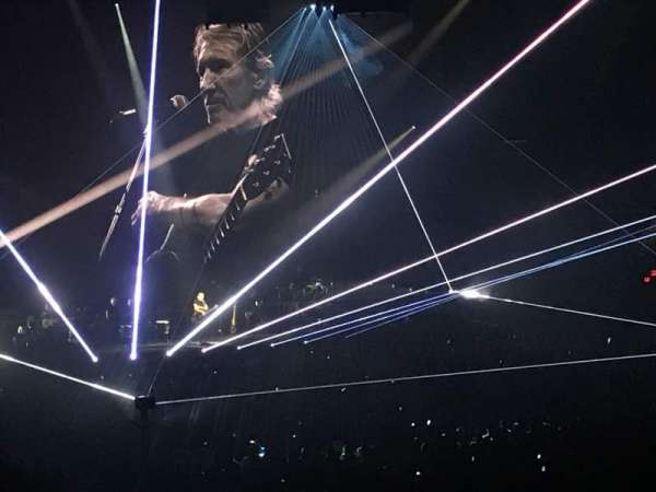 Nassau Veterans Memorial Coliseum, section: 219, row: 1, seat: 1 Aisle