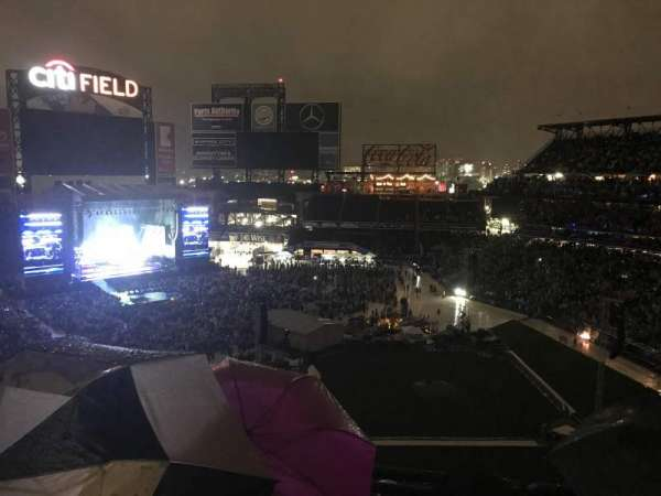 Citi Field, section: 500 Concourse Krvel, row: Concourse section