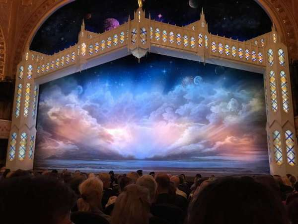 Eugene O'Neill Theatre, section: Orchestra C, row: M, seat: 101