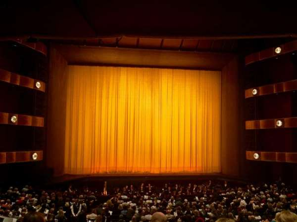 David H. Koch Theater, section: 1st tier, row: Row D, seat: 104