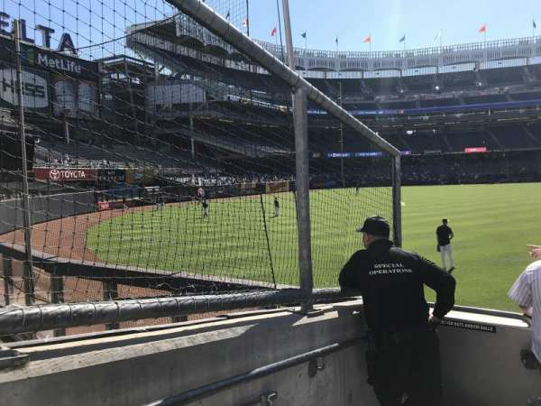 Yankee Stadium, section: 136, row: 5, seat: 24