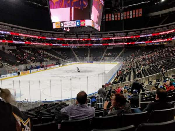 Rogers Place, section: 126, row: 18, seat: 6